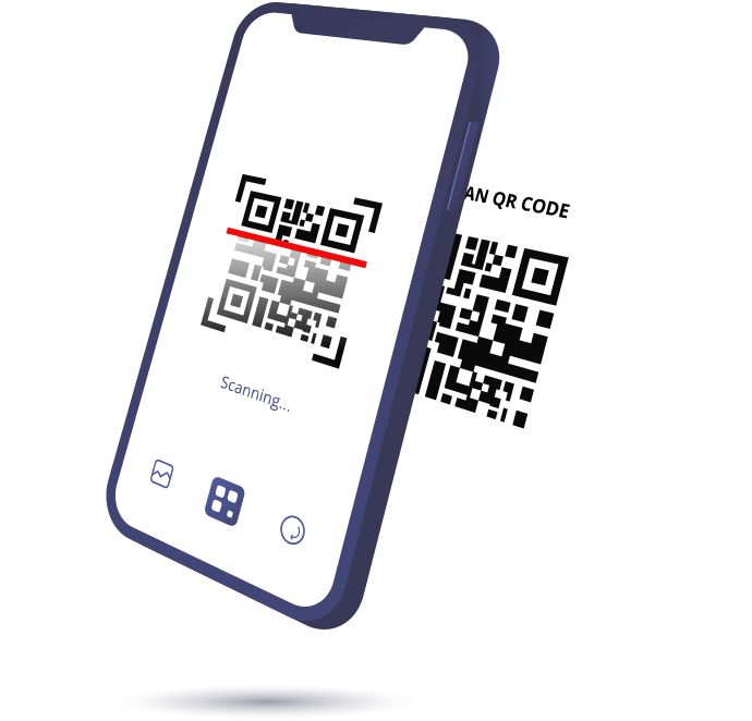 We create your QR Code